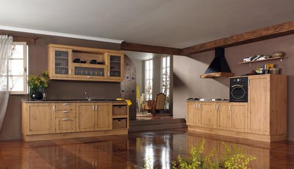 Cocinas baratas y de dise o muebles sacoba muebles de - Disenos de muebles de cocina ...