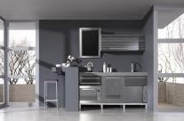 cocina de diseño cebrano Humanes