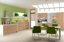 cocina de diseño hojas Humanes