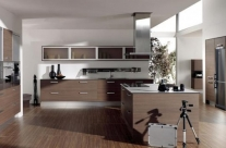 cocina diseño ceniza Humanes