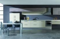 cocina de diseño crema Humanes