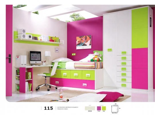 Dormitorios juveniles baratos muebles sacoba muebles for Dormitorios juveniles economicos