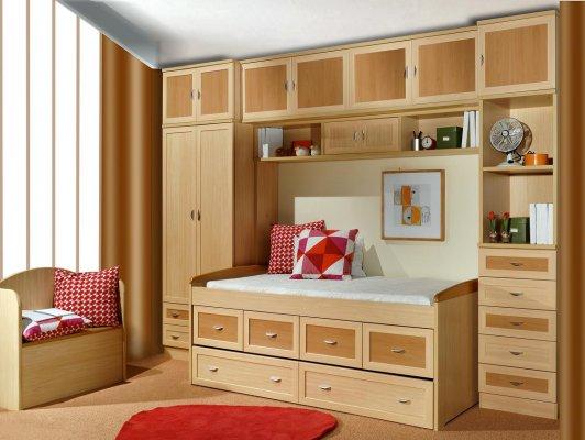 Dormitorios juveniles baratos - Muebles Sacoba  Muebles ...