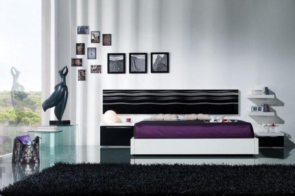Dormitorios matrimonio modernos muebles sacoba muebles for Muebles de cocina baratos madrid