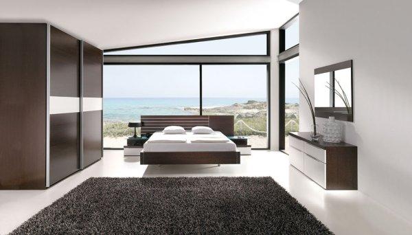 Dormitorios matrimonio modernos muebles sacoba muebles - Muebles habitacion matrimonio ...
